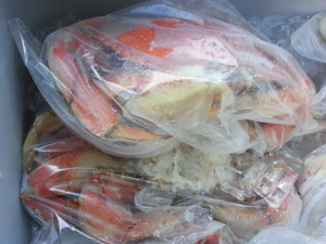 Fresh Crab, Salmon and more from Wild Oregon this Saturday.